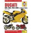 Ducati 600, 620, 750 & 900 2-valve V-Twins '91 to '05 - John Haynes, Matthew Coombs, John Haynes, Ken Freund