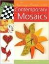 The Aspiring Artist's Studio: Contemporary Mosaics - Ronit Attias, Penn Publishing Ltd.