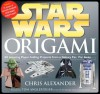 Star Wars Origami: 36 Amazing Paper-folding Projects from a Galaxy Far, Far Away.... - Chris  Alexander