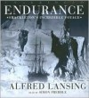 Endurance: Shackleton's Incredible Voyage (Audiocd) - Alfred Lansing, Simon Prebble