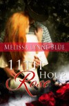 11th Hour Rose - Melissa Lynne Blue