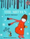 The Mitten: An Old Ukrainian Folktale - Alvin Tresselt, Yaroslava