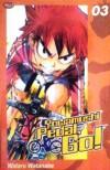 Yowamushi Pedal, Go! Vol. 3 - Wataru Watanabe