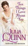 Ten Things I Love about You (Bevelstoke Series #3) -
