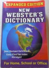 New Webster's Expanded Dictionary - R.F. Patterson