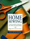 The Book of Home Sewing - Maggi McCormick Gordon