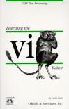 Learning the vi Editor - Linda Lamb