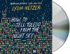 How to Tell Toledo from the Night Sky: A Novel - Lydia Netzer, Joshilyn Jackson