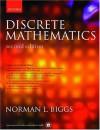 Discrete Mathematics - Norman Biggs