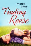 Finding Reese - Marcy Blesy