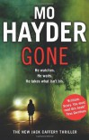 Gone: Jack Caffery 5 (The Jack Caffery Novels) - Mo Hayder