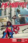 Ms. Marvel, #6: Healing Factor - Jacob Wyatt, G. Willow Wilson