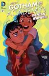 Gotham Academy (2014-) #7 - Mingjue Helen Chen, Brenden Fletcher, Becky Cloonan