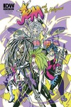 JEM & THE HOLOGRAMS #2 - IDW Comics