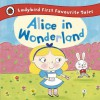 Ladybird First Favourite Tales Alice in Wonderland - Ladybird Ladybird
