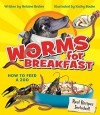 Worms for Breakfast: How to Feed a Zoo - Helaine Becker, Kathy Boake