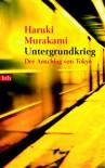Untergrundkrieg. Der Anschlag von Tokyo. (Taschenbuch) - Haruki Murakami