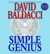 Simple Genius  - Scott Brick, David Baldacci
