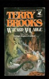 Wizard at Large - Terry Brooks