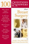 100 Questions & Answers about Breast Surgery - Joseph J.  Disa
