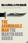 The Abominable Man - Thomas Teal, Per Wahlöö, Maj Sjöwall