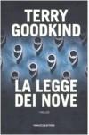 La legge dei nove - Terry Goodkind