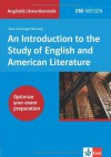 An Introduction to the Study of English and American Literature - Ansgar Nünning, Jane Dewhurst