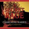 A Secret Rage - Johanna Parker, Charlaine Harris