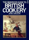 """Observer"" Guide to British Cookery (Mermaid Books) - Jane Grigson"