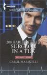 200 Harley Street: Surgeon in a Tux - Carol Marinelli