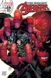 Uncanny Avengers (2015-) #19 - Gerry Duggan, Pepe Larraz, Steve McNiven