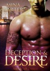 Deception & Desire (Moonlight & Magic) - Mina Carter