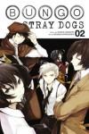 Bungo Stray Dogs, Vol. 2 - Kafka Asagiri