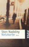 Netzkarte. - Sten Nadolny