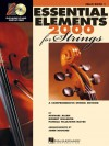 Essential Elements 2000 for Strings: Cello, Book 1: A Comprehensive String Method - Michael Allen