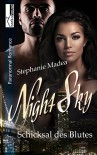 Schicksal des Blutes - Night Sky 3 - Stephanie Madea