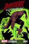 Daredevil: Road Warrior Infinite Comic #4 (of 4) - Mark Waid