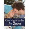 One Night in the Ice Storm - Noelle  Adams