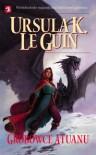 Grobowce Atuanu (Saga o Ziemiomorzu, #2) - Ursula K. Le Guin