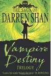 Vampire Destiny Trilogy - Darren Shan