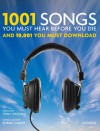 1001 Songs You Must Hear Before You Die - Robert Dimery, Bruno Macdonald