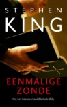 Eenmalige zonde: met bonusverhaal Blockade Billy - Hugo Kuipers, Stephen King