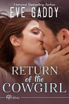 Return of the Cowgirl  (The Gallaghers of Montana Book 5) - Eve Gaddy