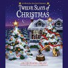 Twelve Slays Of Christmas - Jacqueline Frost, Allyson Ryan
