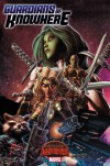 Guardians of Knowhere (Secret Wars: Warzones! I) - Marvel Comics