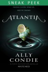 SNEAK PEEK: Atlantia  SAMPLE - Ally Condie
