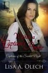 Within a Captain's Power (Captains of the Scarlet Night)  - Lisa Olech