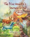 The Blue Unicorn's Journey To Osm Black and White: Illustrated Book - Sybrina Durant, Kimberly Avery, Sudipta Dasgupta