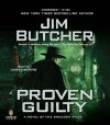 Proven Guilty  - Jim Butcher, James Marsters