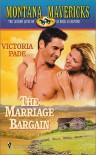 Marriage Bargain (Montana Mavericks) - Victoria Pade